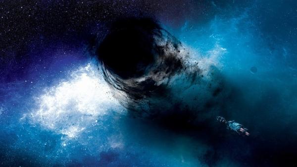 cosmic black hole