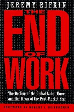 Cover picture of the end of work book