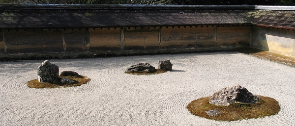 RyoanJi garden